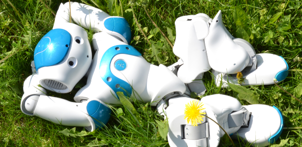 Robotiikka ihmisten apuna