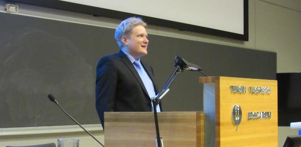 Heikki Saxénille Unescon palkinto