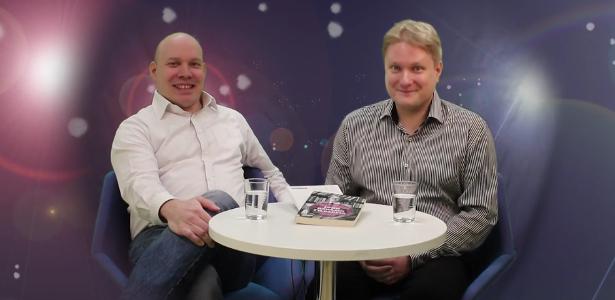 Rajaniemi & Saxén etiikan kuplassa uusi jakso julkaistu